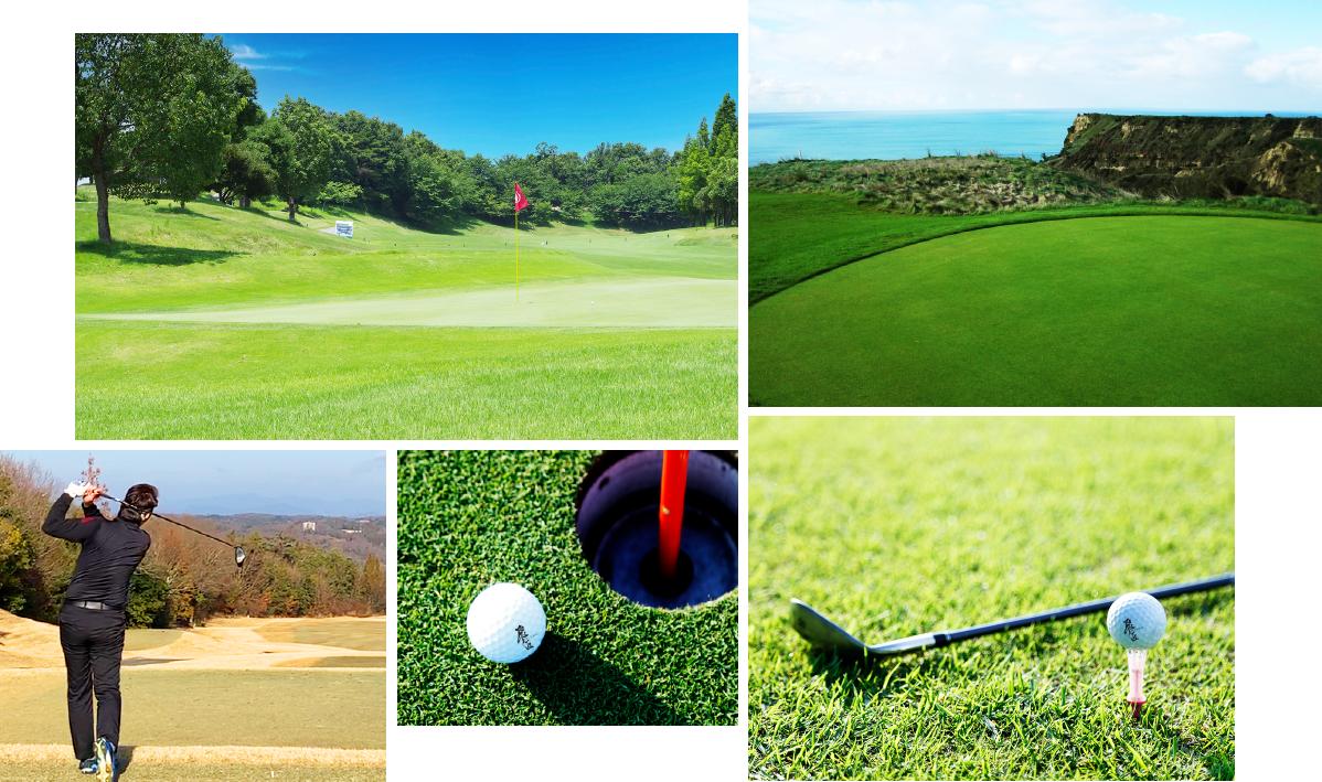"""""""限界突破""""の力でゴルフ界をリードする ゴルフ人生を進化させろ。"""